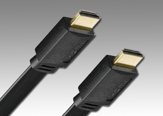 CABLE FLAT HDMI 4K