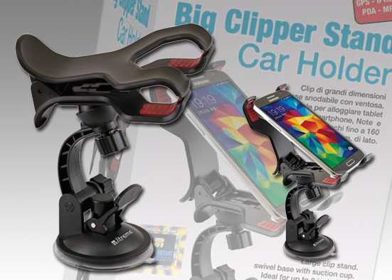 BIG CLIPPER STAND Car Holder