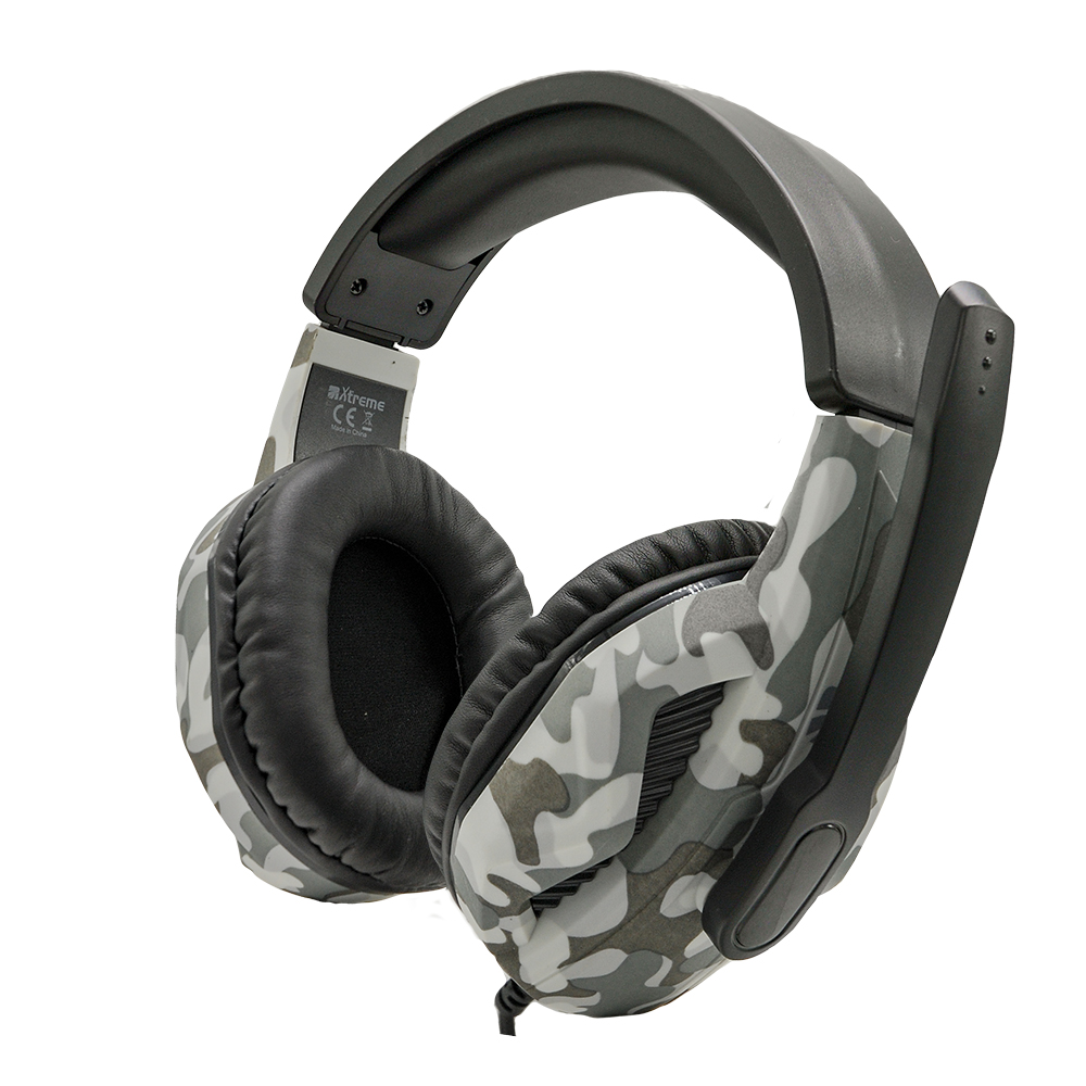 Headset Camouflage