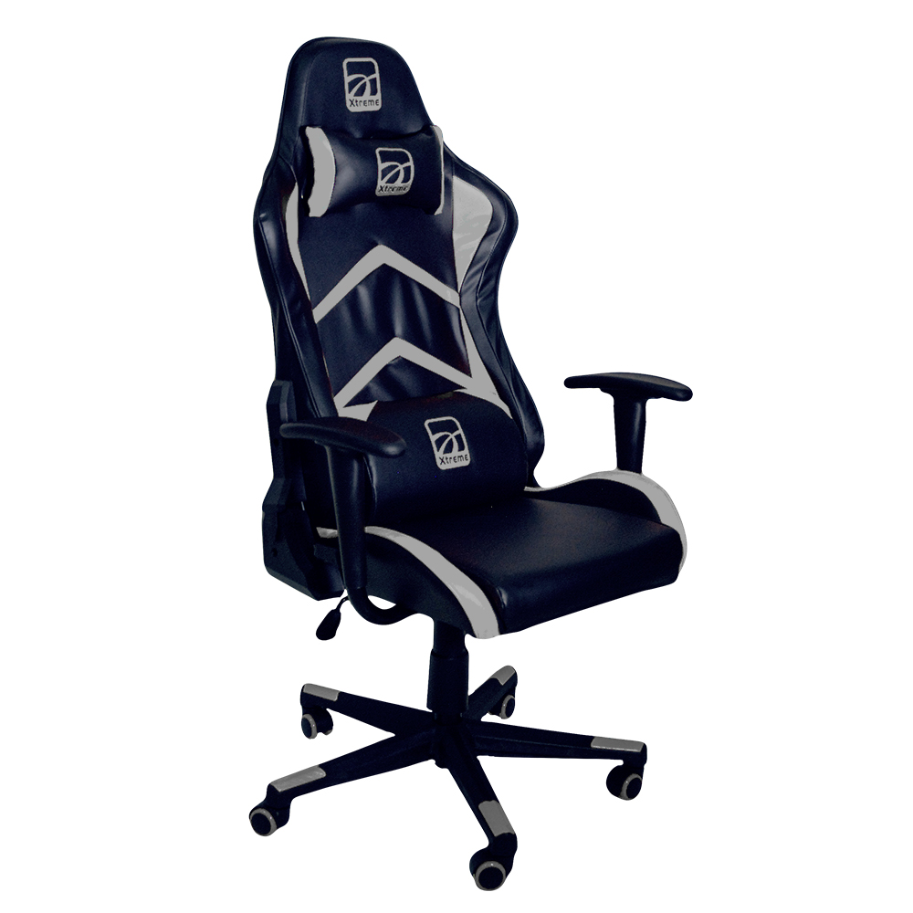 Sedia gaming  anatomica MX15 GREY/BLU