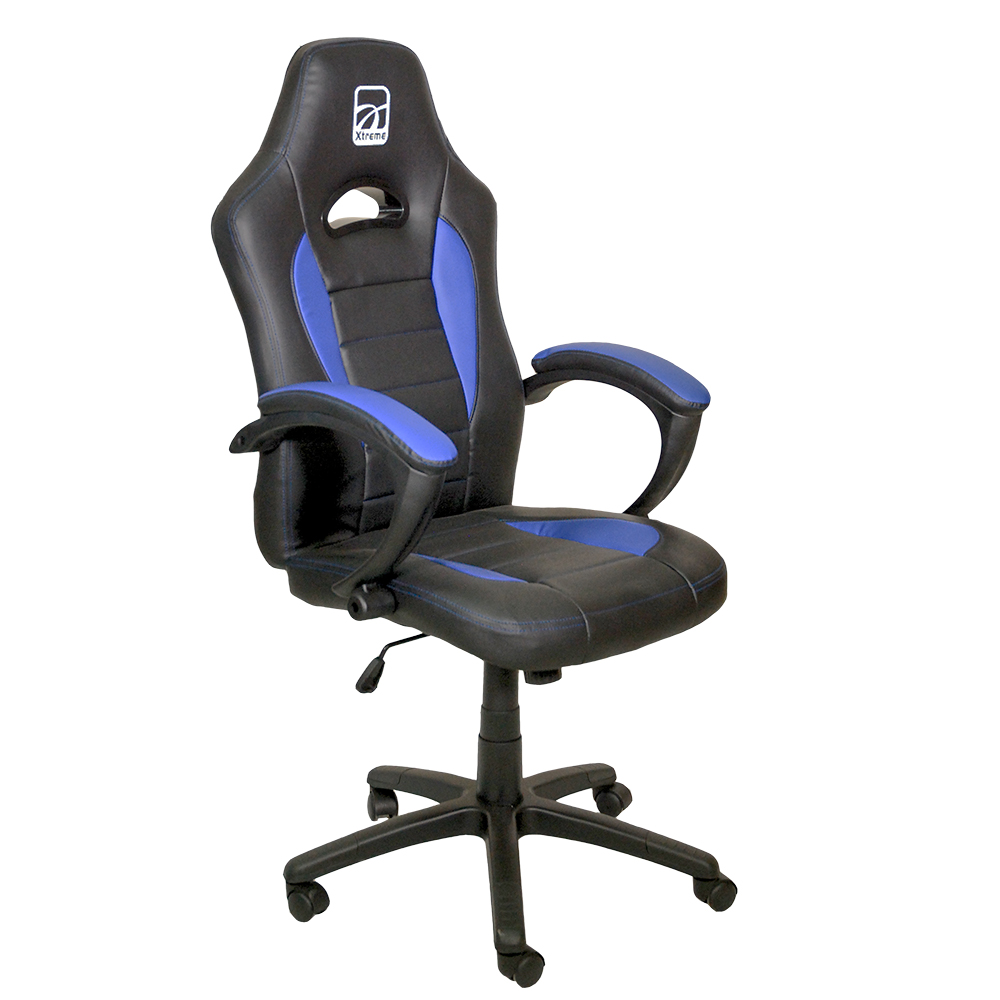 Gaming chair SX1 BLUE/black