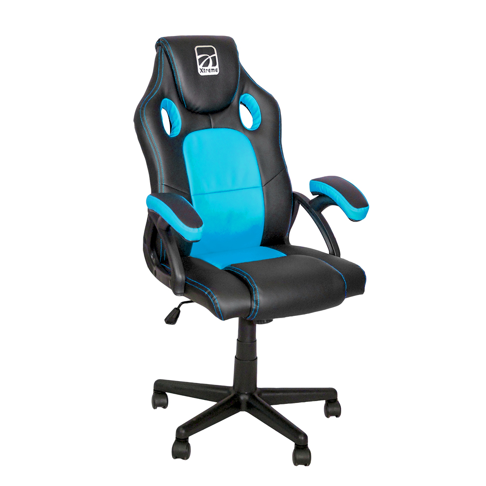 Gaming chair MX-12 BLU