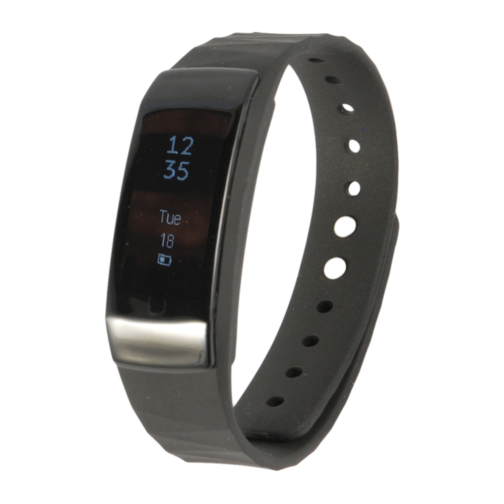 Health Monitoring Wristband IP67 display
