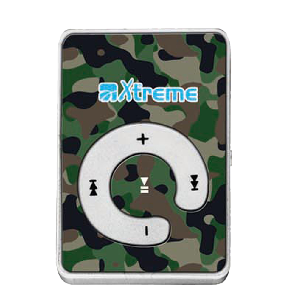 LETTORE MP3+Micro-SD 8GB MILITARY