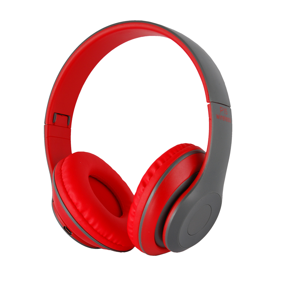 Cuffie Wireless Young BT COLORADO RED