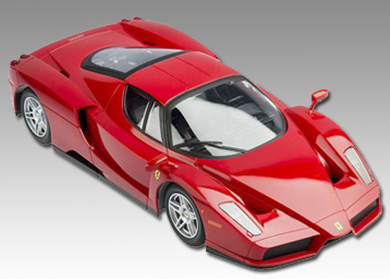 MJX-FERRARI  Enzo Red 1/14+m/wheel 3502