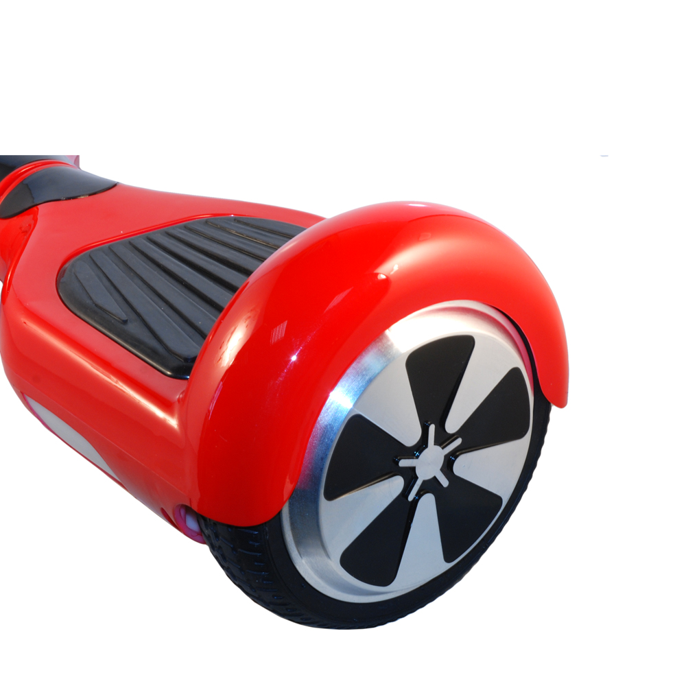 WalkyBoard  Hoverboard BT Red+led