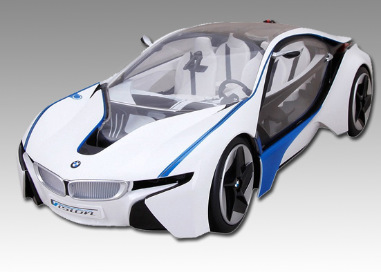 MJX BMW VisionEfficientDynamic 1/14 8545