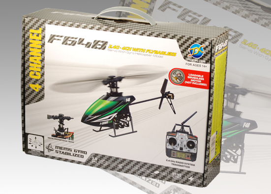 MJX ELICOPTER F48