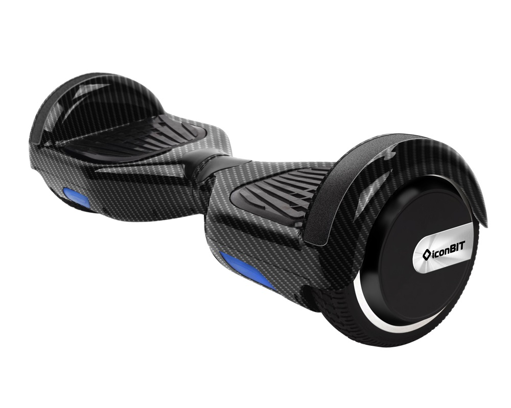 iconBIT Hoverboard Smart Scooter Carbon