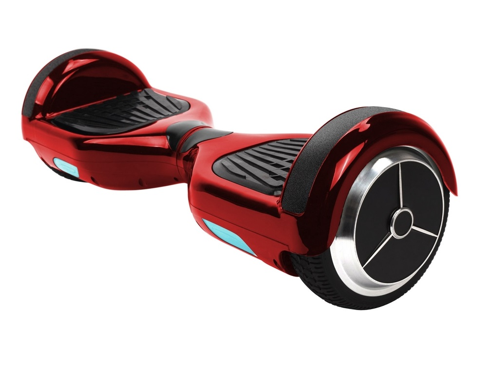 iconBIT Hoverboard Smart Scooter Red