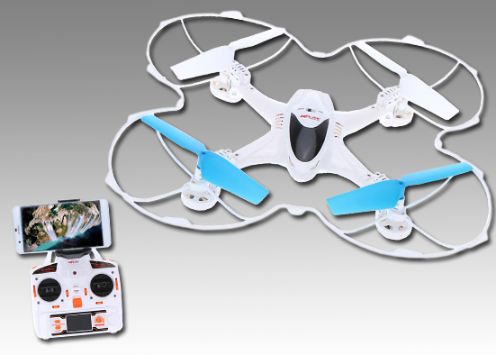 Quadcopter X-300C FPV real time 2,4Ghz